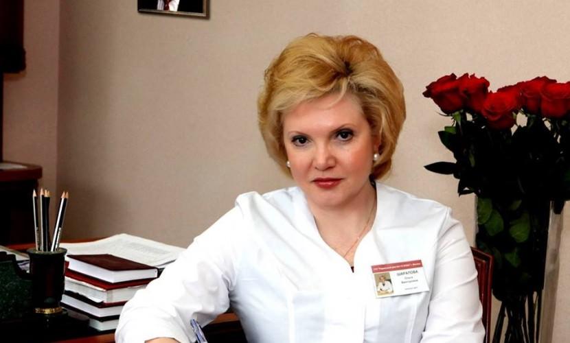 Кандидат в депутаты Мосгордумы Ольга Шарапова