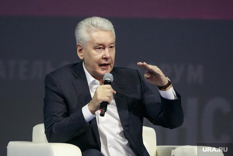 Собянин оценил риск новой вспышки коронавируса после снятия ограничений в Москве