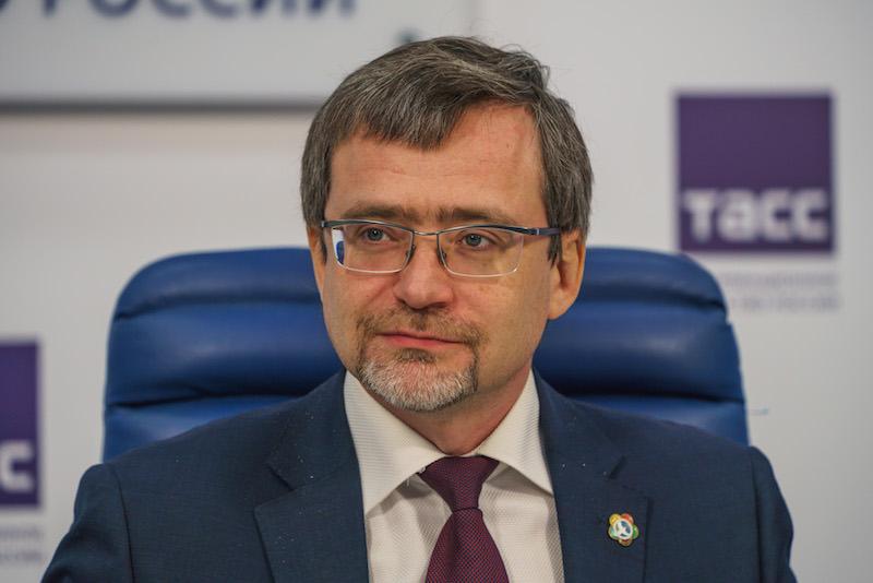Гендиректор ВЦИОМ Валерий Федоров