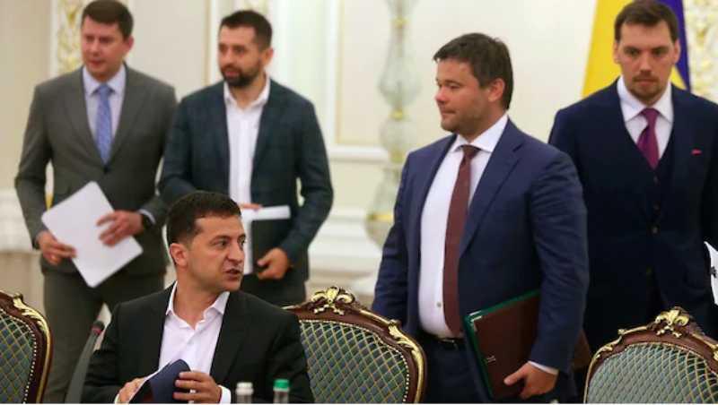 Украина расхотела расторгать двухсторонние соглашения с Россией