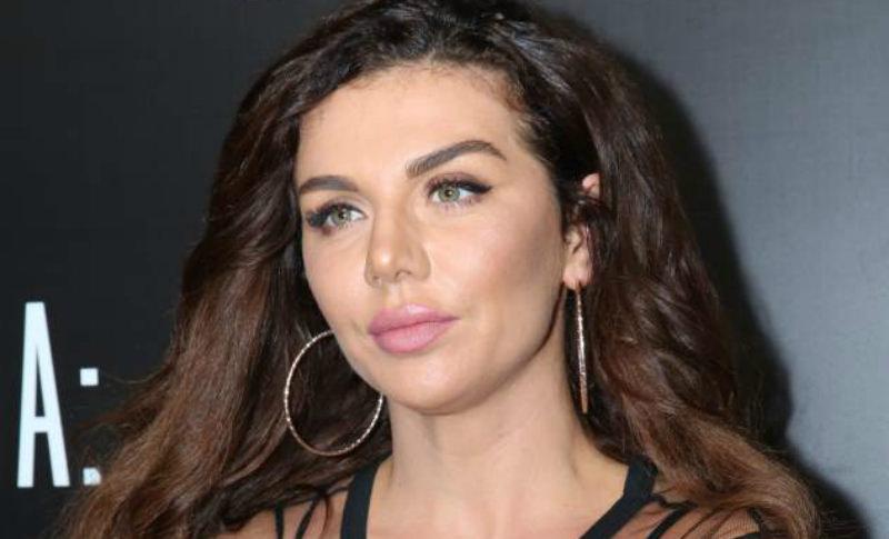 Анна Седокова покрылась жуткими пятнами на фоне скандала с бывшей женой бойфренда