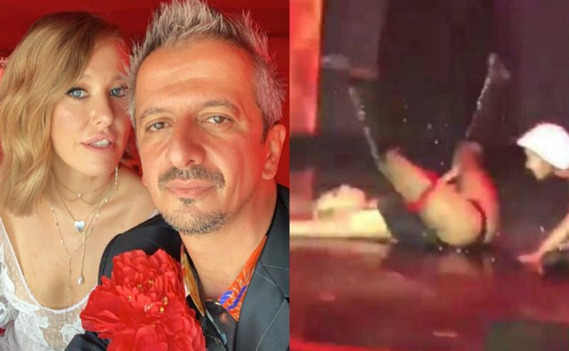Родители Богомолова сбежали со свадьбы после развратного танца Собчак