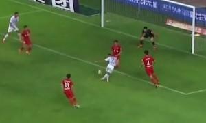 Футболист забил победный гол рабоной на последней минуте матча