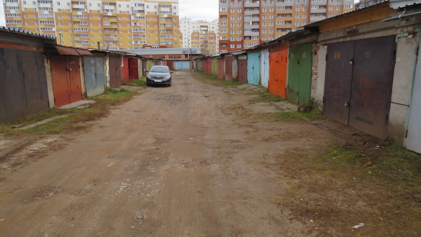 Госдума взялась за гаражи россиян
