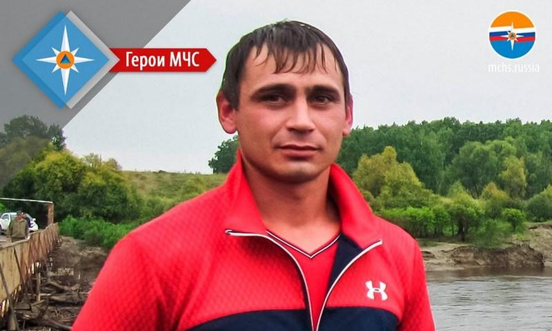 В Омской области местный житель спас тонущего пятилетнего мальчика