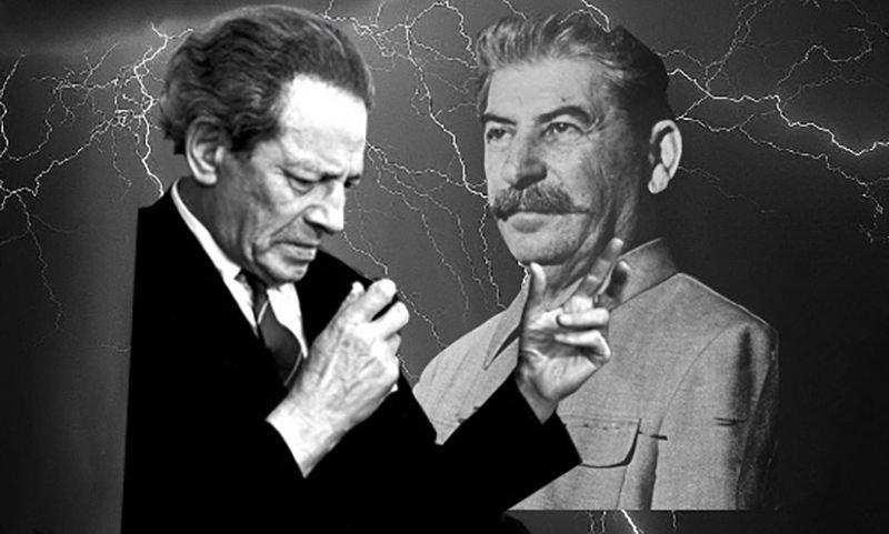 Календарь: 10 сентября - День личного мага Сталина