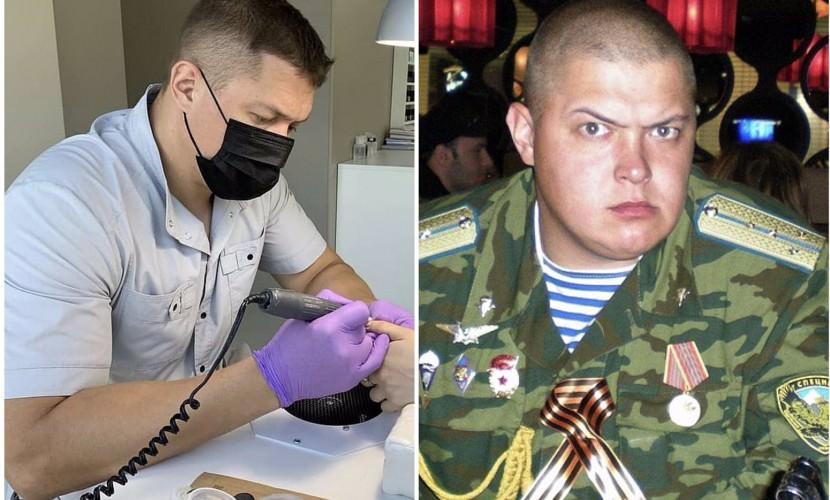 """""""Захотел перебороть гордыню"""": бывший спецназовец стал мастером маникюра и педикюра"""