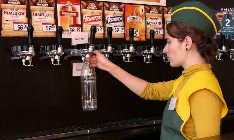 Российское пиво призвали не пить из-за низкого качества