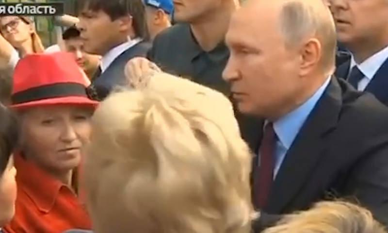 Путин пообещал жителям Тулуна не отменять режим ЧС, пока не восстановят жильё
