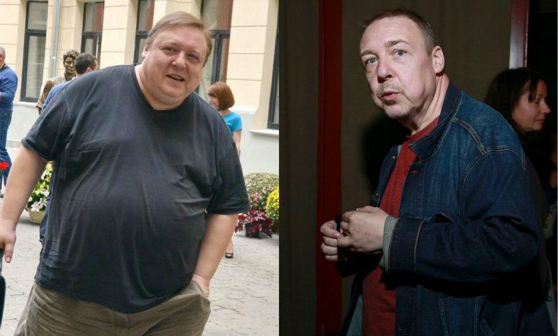 Ради любви? Актер Александр Семчев стремительно похудел на 100 кг