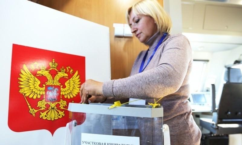 Как Россия голосует за поправки: данные экзит-пола