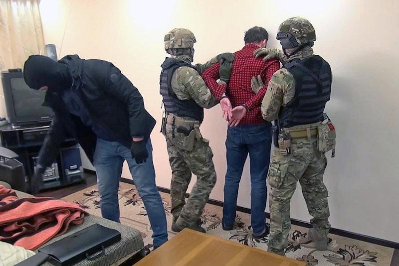 ФСБ и МВД выявили террористические ячейки в 17 регионах