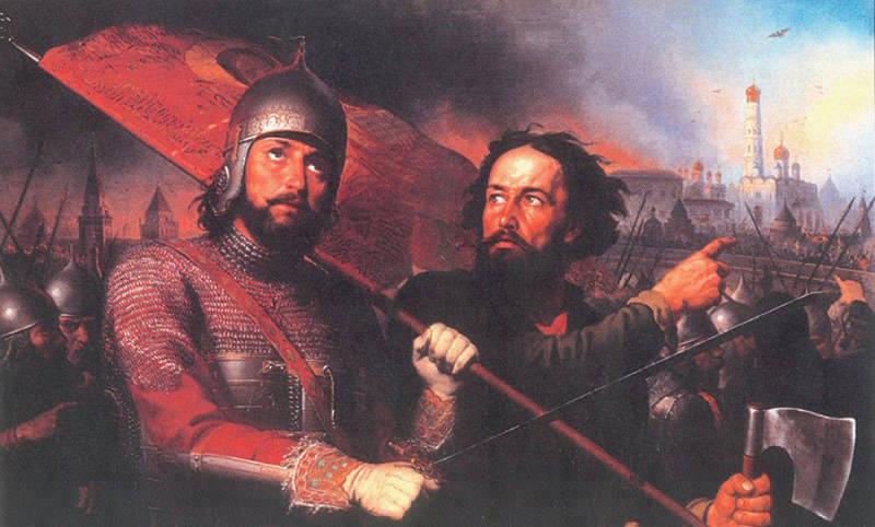Календарь: 1 ноября - Началось освобождение Москвы от польско-литовских оккупантов