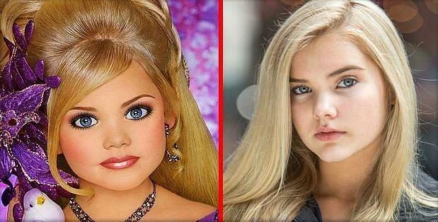 Что случилось с девочкой, чья мама сделала из нее куклу ради денег и карьеры