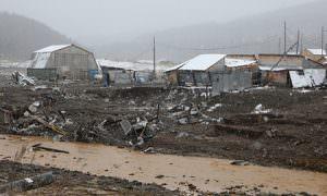 Число пострадавших при обрушении дамбы в Красноярском крае резко увеличилось