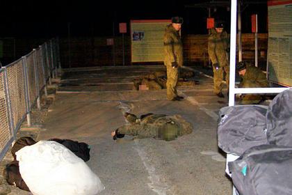 Поводом для бойни в Забайкалье назвали попытку заставить солдата мыть полы