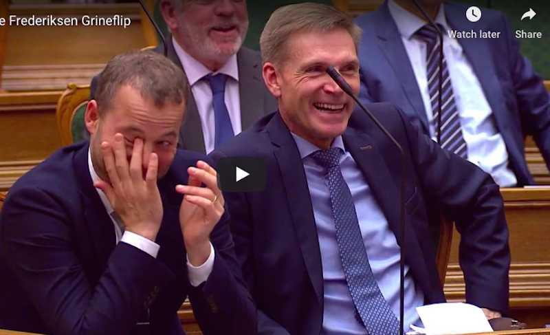 Отчет о покупке слонов вызвал истеричный хохот в датском парламенте