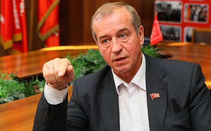 Губернатор Иркутской области объяснил, почему поднял себе зарплату