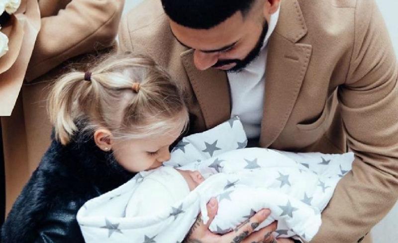 59-летняя мама Тимати сделала первое тату в честь рождения внука