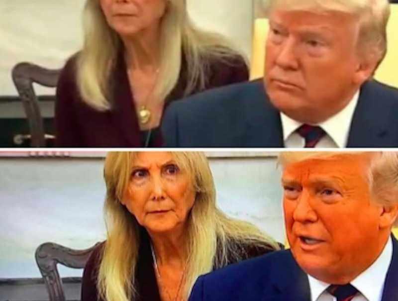 Трамп рассказал о связи США с Древним Римом. Реакция итальянской переводчицы бесценна