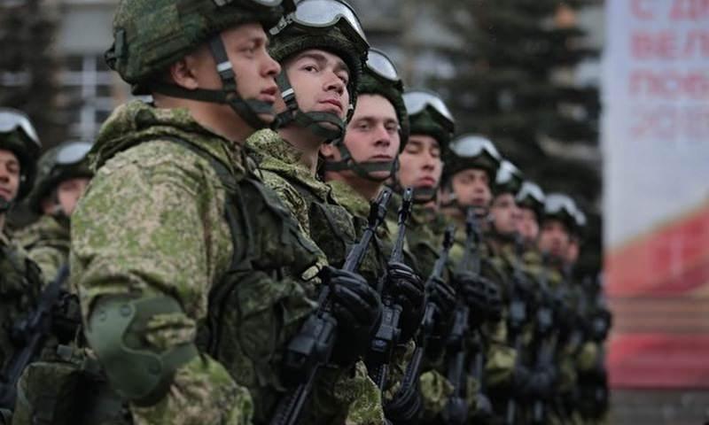 В армии вводят контроль за тем, чтобы военнослужащие не перерабатывали