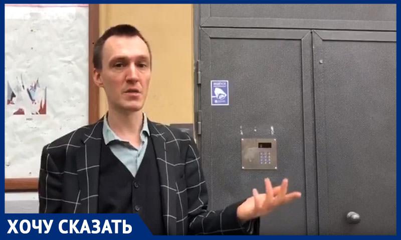 В центре Москвы на правительственной трассе две недели не могут починить лифт