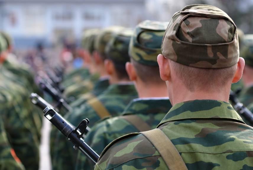 В Забайкалье солдат-срочник застрелил семерых сослуживцев из-за нервного срыва