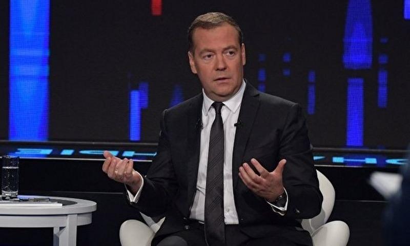 Медведев предложил увольнять всех чиновников, потерявших доверие «Единой России»