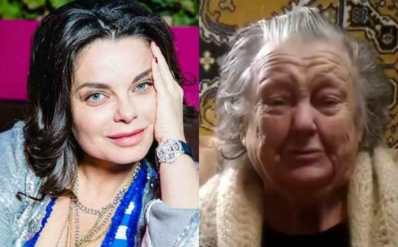Наташа Королева показала просьбу умершей бабушки пустить ее в Украину
