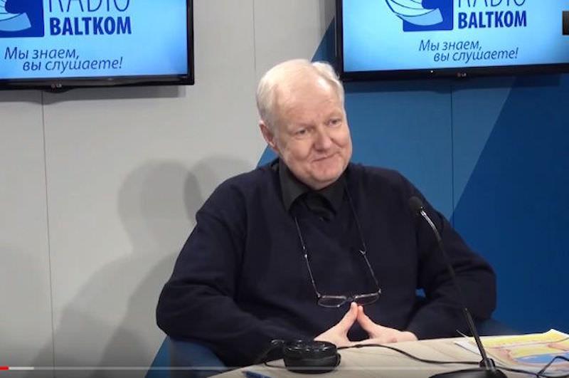 Сбежавшего в Латвию российского оппозиционера задержали за детскую порнографию