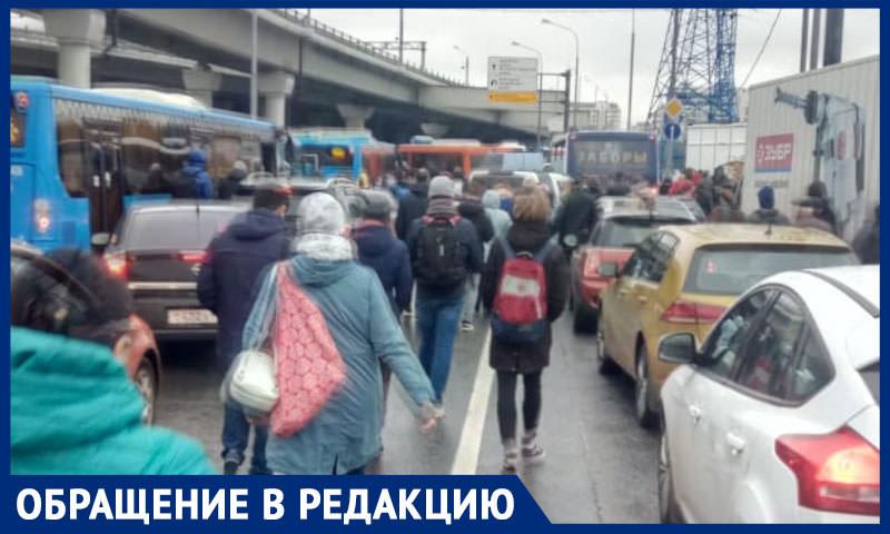 Пешком по МКАД: чем обернулось для москвичей открытие нового метро и автовокзала