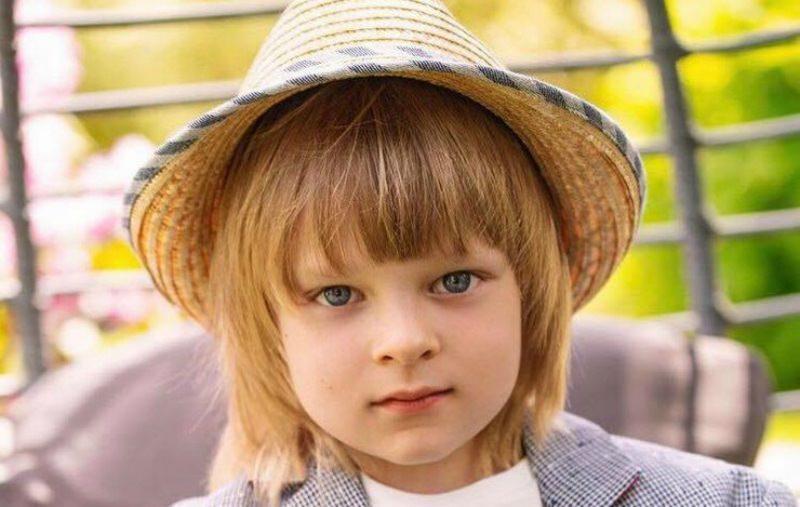 Папарацци вывели из себя 6-летнего сына Рудковской