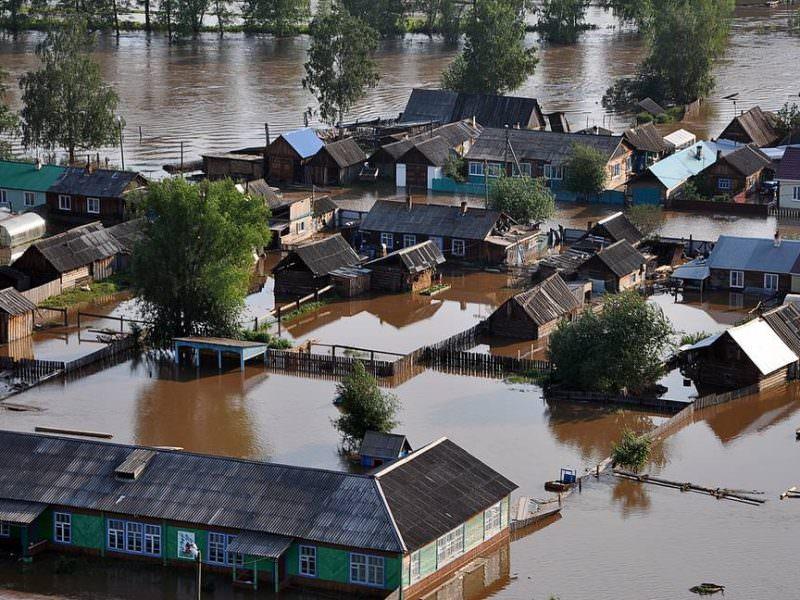 Чиновников Сибири ждет наказание за безответственность и огромный ущерб от стихий