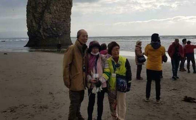 Мы только посмотреть: на Курилы прибыла первая группа японских туристов