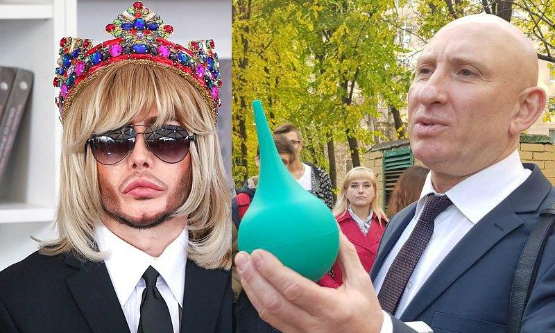 Создатели криптовалюты подали в суд на Сергея Зверева и принесли ему клизму