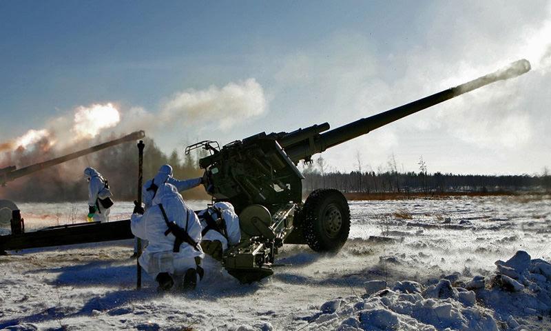Календарь: 19 ноября - День ракетных войск и артиллерии
