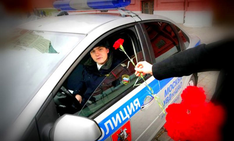 Календарь: 10 ноября - День полиции