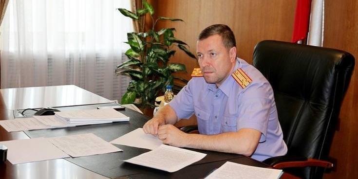 Первого замруководителя Свердловского СКР задержали за взятку в 18 млн рублей
