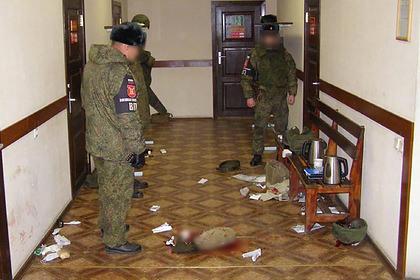 Минобороны прокомментировало сообщения о причинах бойни в Забайкалье