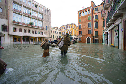 Россияне собрали миллион евро на спасение Венеции