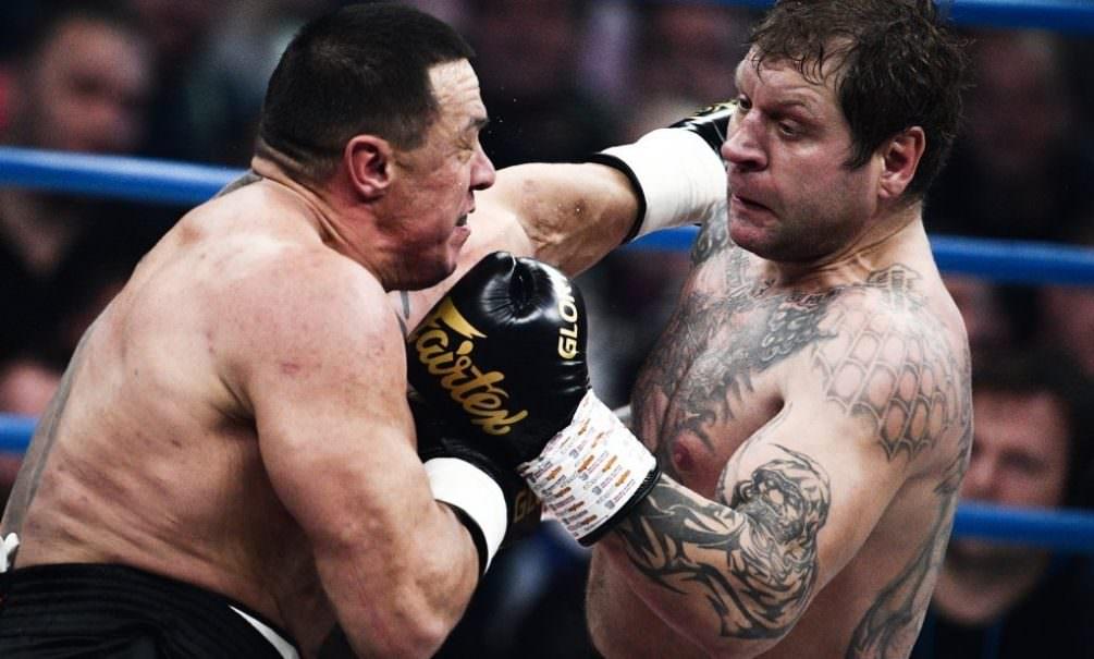 Емельяненко отравил Кокляева в глубокий нокаут уже в первом раунде