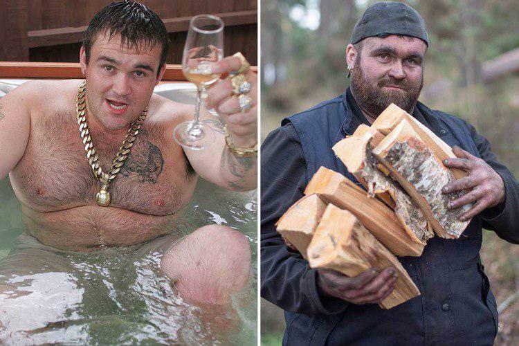 Победитель лотереи  прокутил многомиллионный куш  и стал шахтером