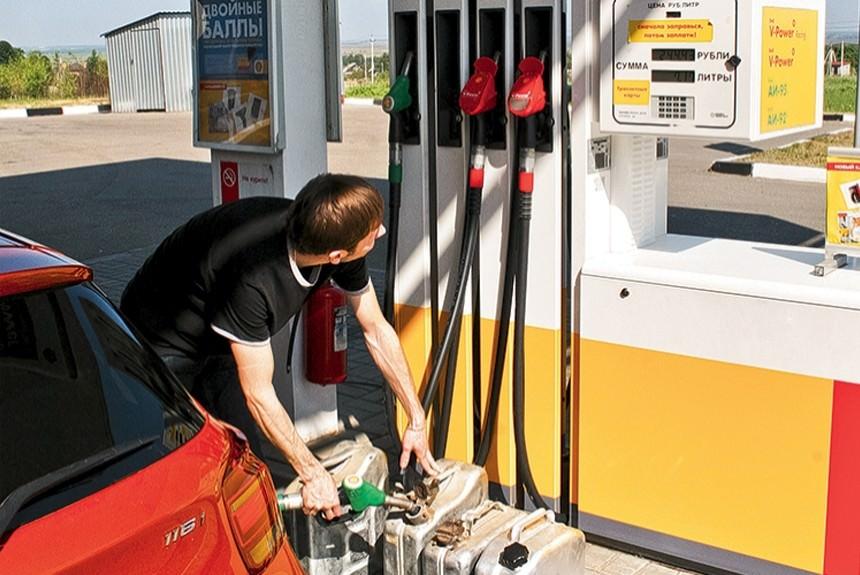 В Госдуме придумали оригинальное наказание за недолив бензина