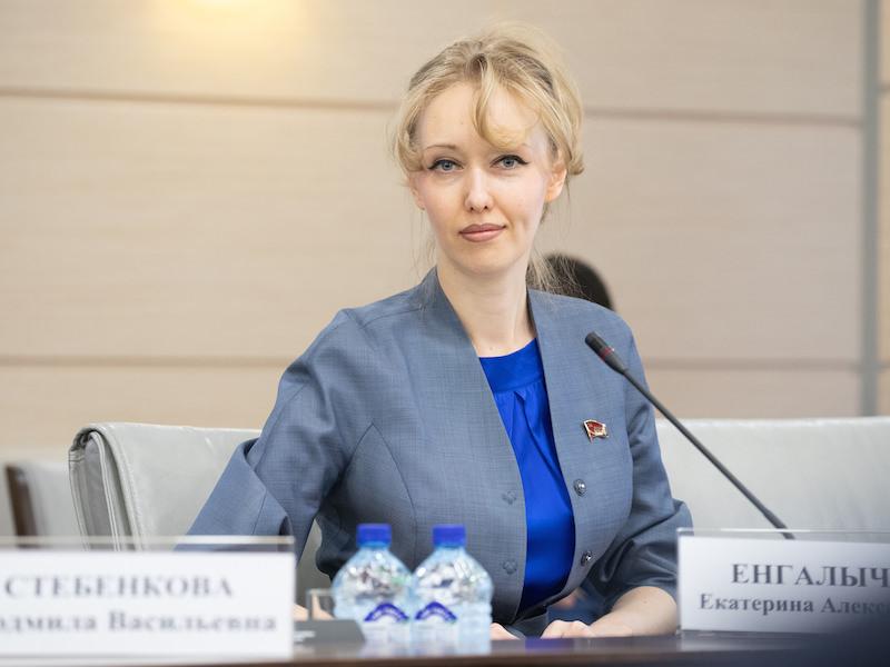Представителя КПРФ в Мосгордуме Екатерину Енгалычеву уличили в рейдерстве