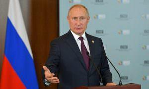 Ежемесячные выплаты на детей от 3 до 7 лет ввел Путин в ходе послания Федеральному собранию