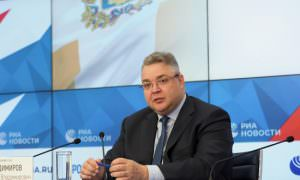 «Без сильной власти не будет развития»: губернатор Ставропольского края рассказал обо всем