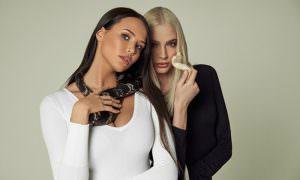 Алена Шишкова и Анастасия Решетова снялись вместе в рекламе бьюти-бренда