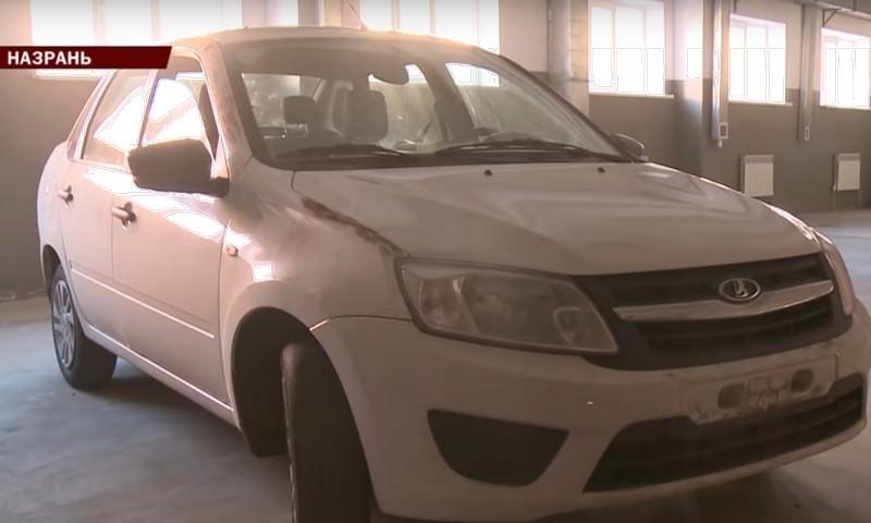 В Ингушетии угонщики вернули детскому интернату единственный автомобиль после сюжета на местном ТВ