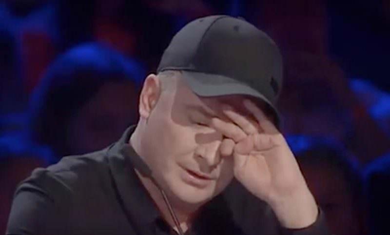 «Я как придурок»: Андрей Данилко со слезами покинул телешоу