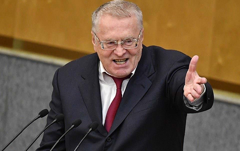 Жириновский предложил расширить границы самообороны